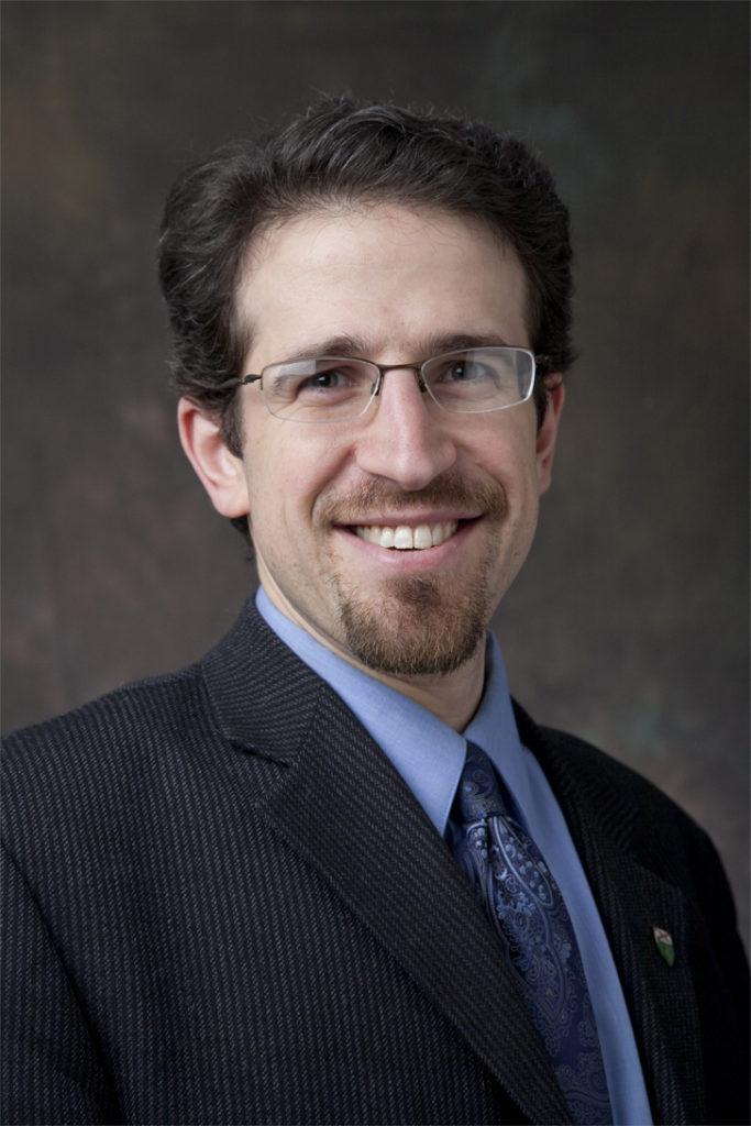 Interview met neurowetenschapper David Ross
